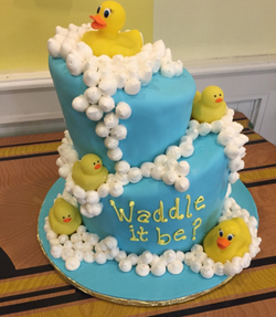 Waddle it be cake