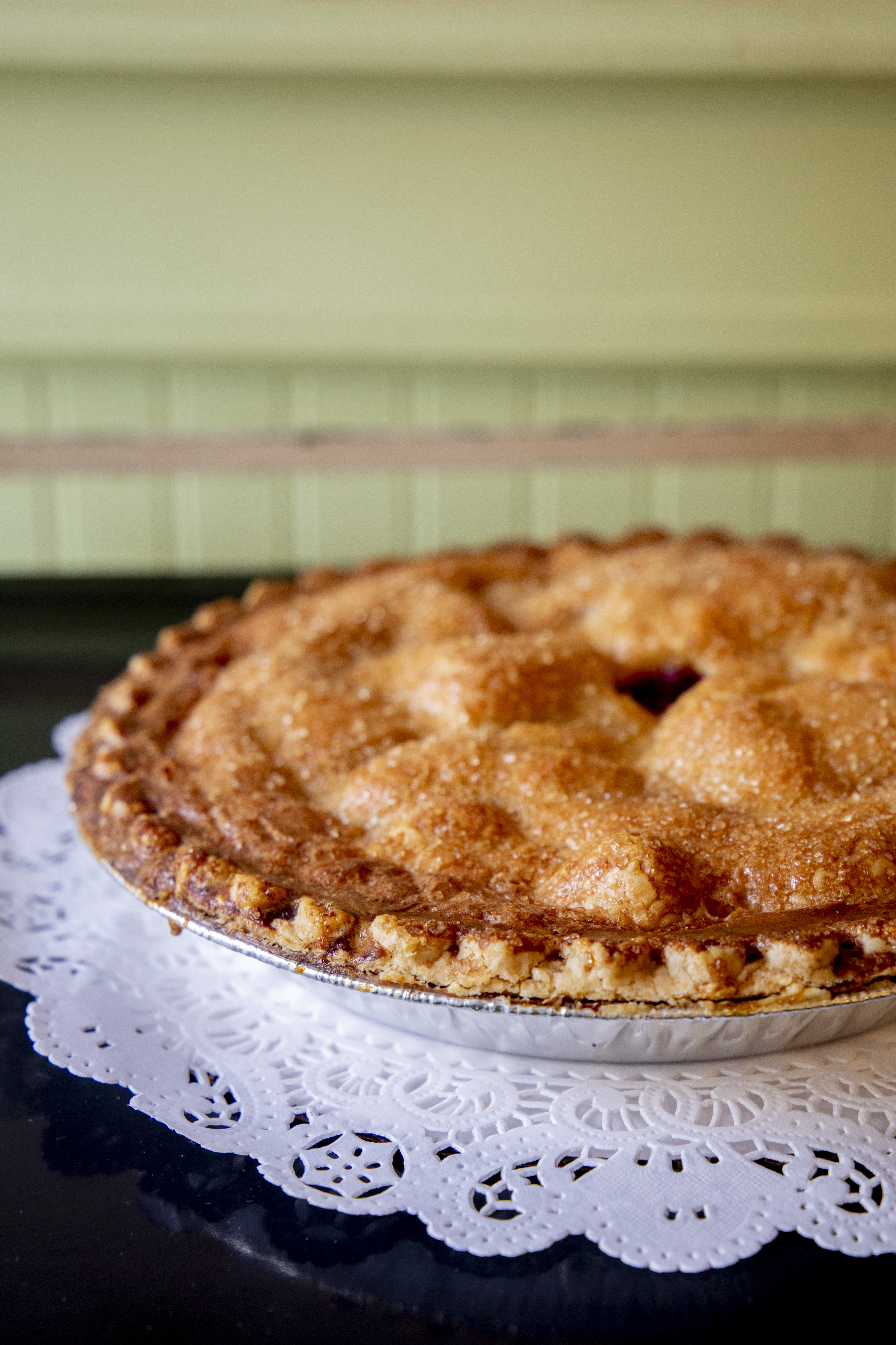 Berry pie