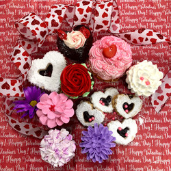 Valentines gift assortment