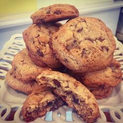 Rainy day cookies