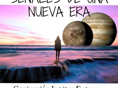 Las señales de una Nueva Era - Conjunción Jupiter/Saturno Diciembre 2020