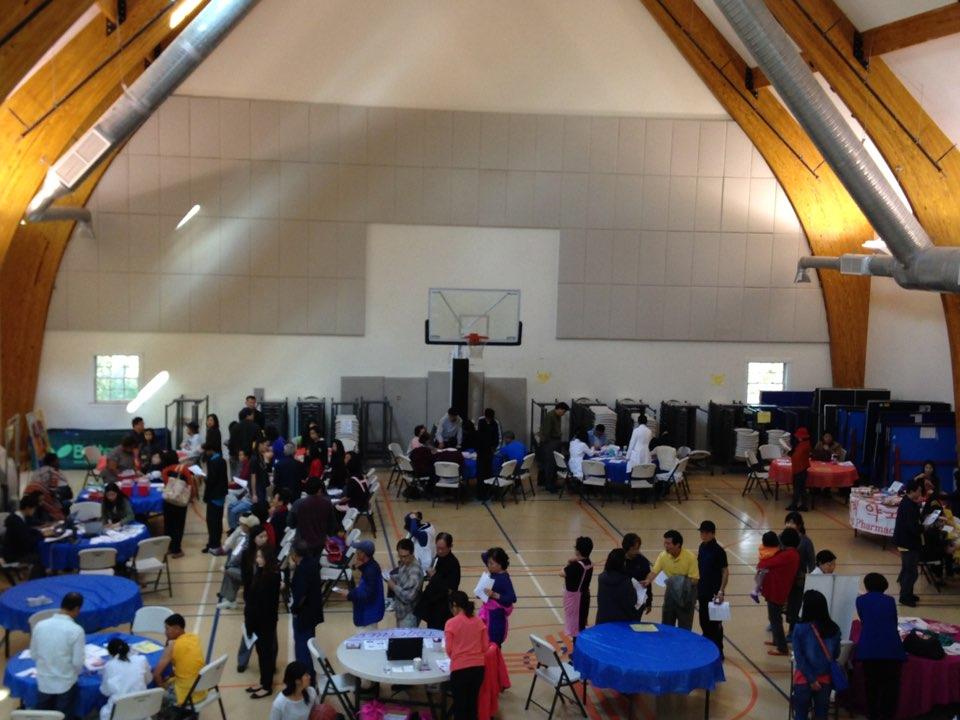 KAOG health fair overview
