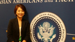 at White House event