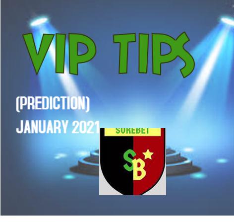 vip tips prediction