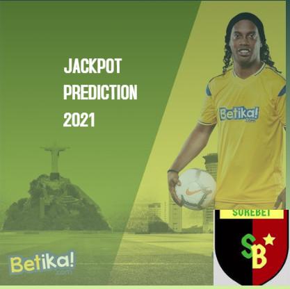 Betika Jackpot prediction 9th Jan 2021