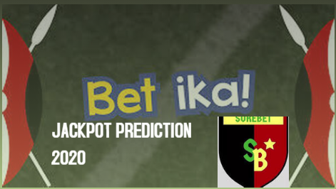 Betika Jackpot prediction 21st Octtober 2020