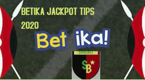 Betika Jackpot Tips