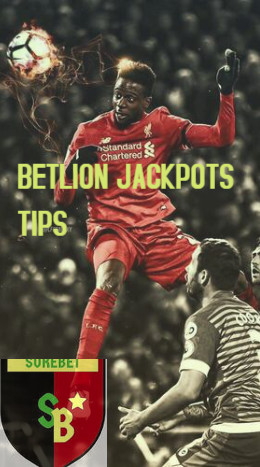 Betlion Jackpot tips 19th October 2020