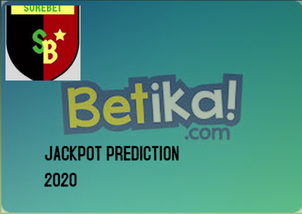Betika jackpot prediction 1st November 2020