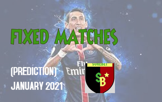 fixed matches prediction