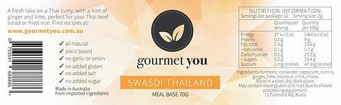 Swasdi Thailand Meal Base