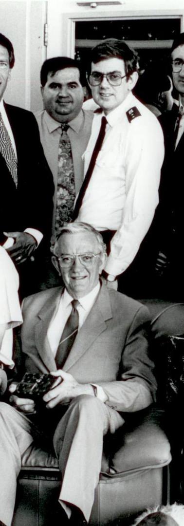 Wal Fife & Michael McCormack & Michael Kennedy