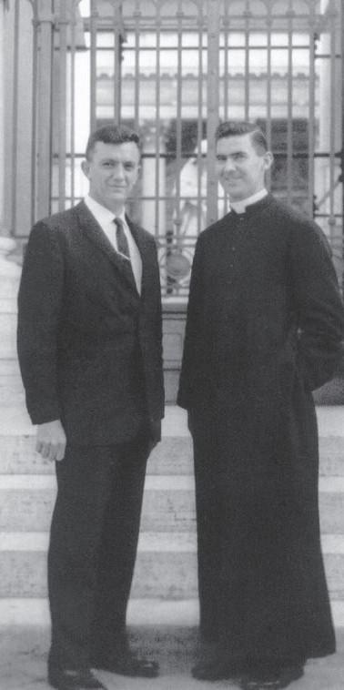 Wal Fife and Frank Carroll