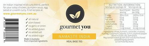 Namaste India Meal Base