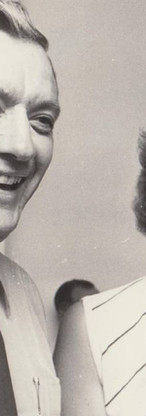 Wal Fife and Marcia Fife