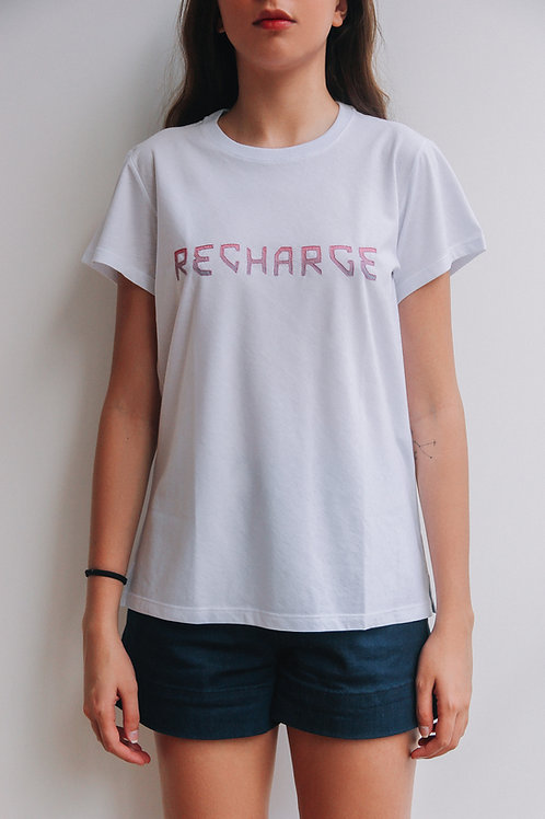 CAMISETA BASIC RECHARGE
