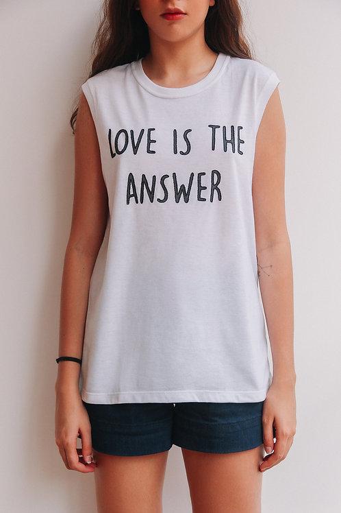 REGATA ATM LOVE IS THE ANSWER