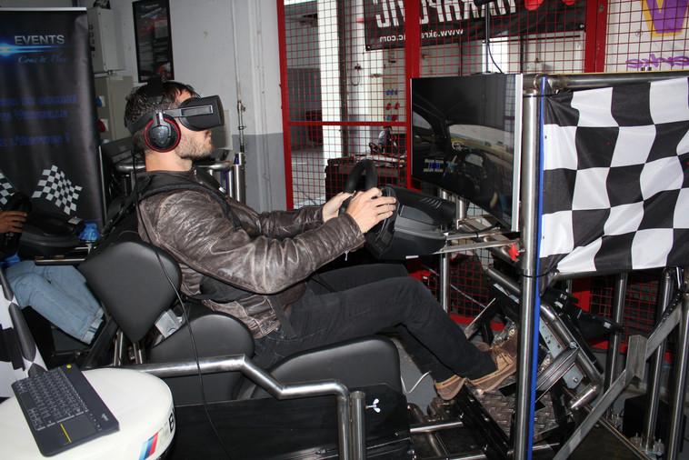 simulateurs de course