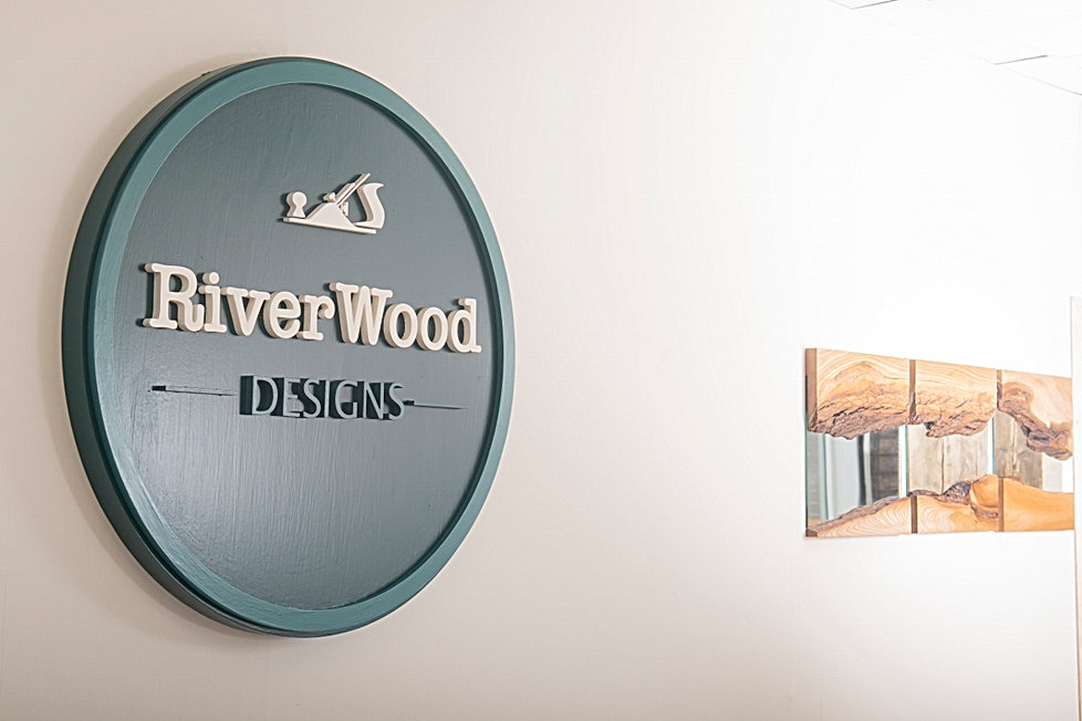 RiverWood Designs Commercial Shoot Sep 1