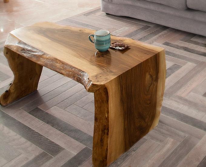 Irish Walnut Coffee Table