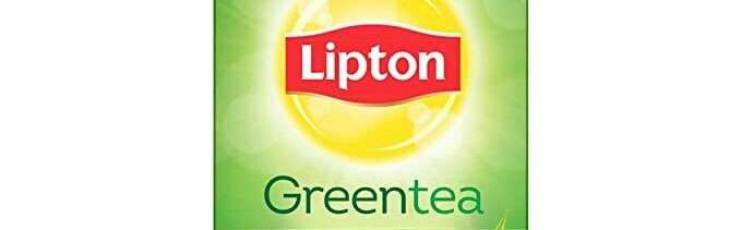 Lipton Green Tea Bags 100 piece