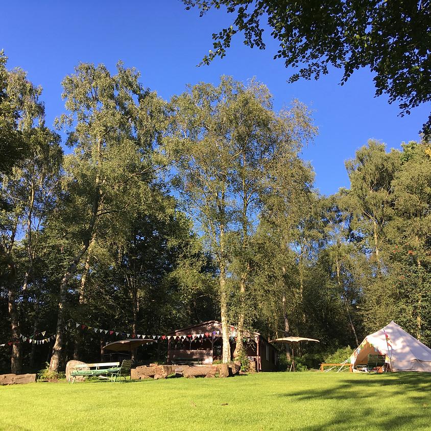 Teens Creative Woodland Retreat Day
