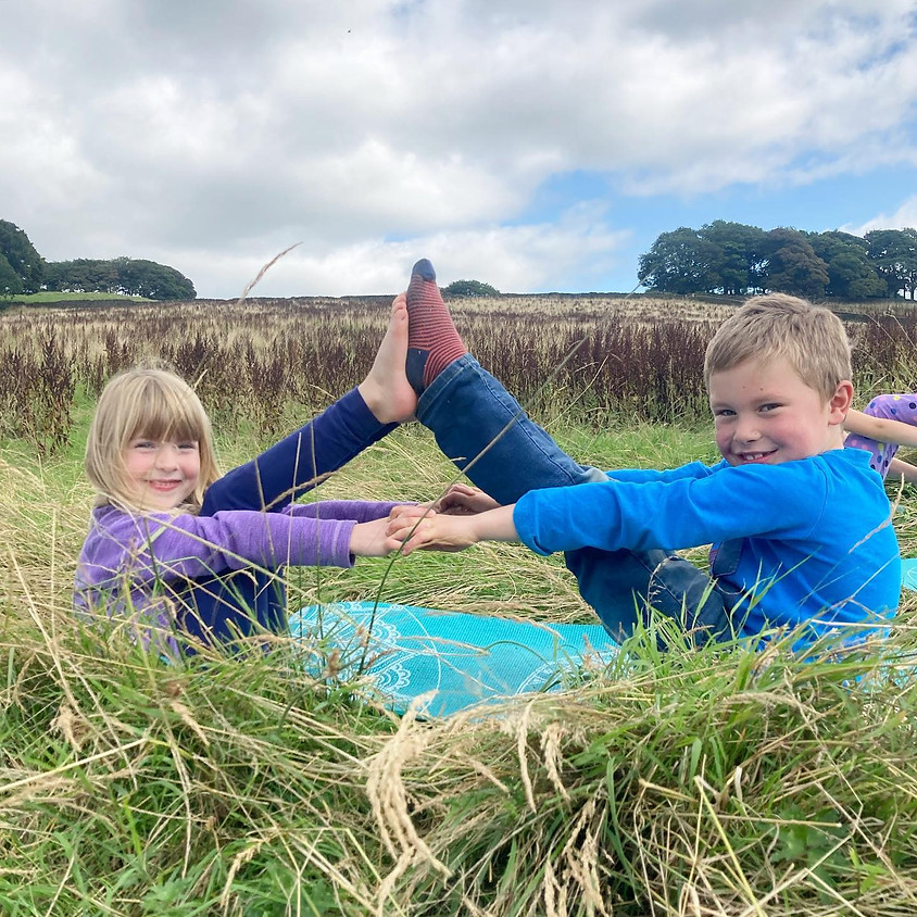 Wild at Heart - Children's Nature Mindfulness Retreat