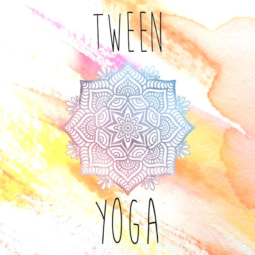Tweens Yoga Workshop