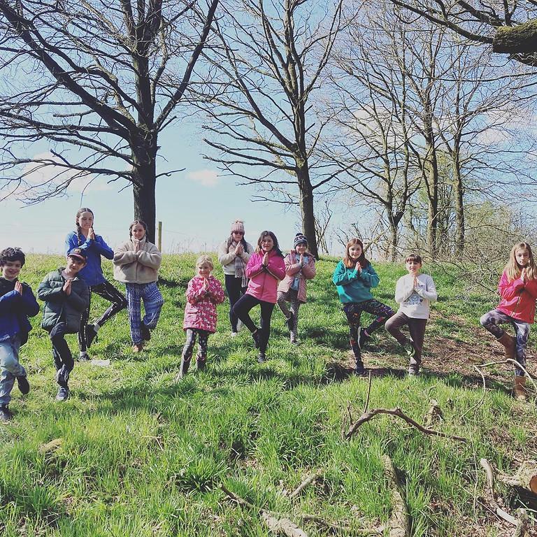 Children's Creative Woodland Retreat Day