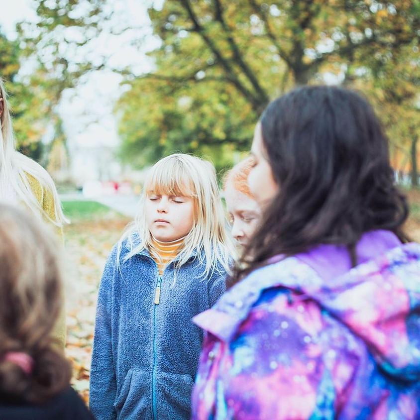 Feel Good Kids Art Club at The Whitworth Gallery