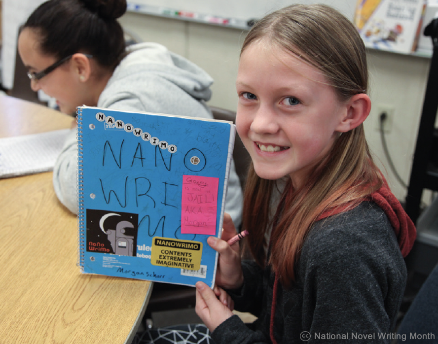 Spark a classroom of young writers!