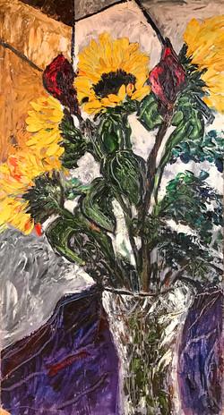 Sunflower (sold)