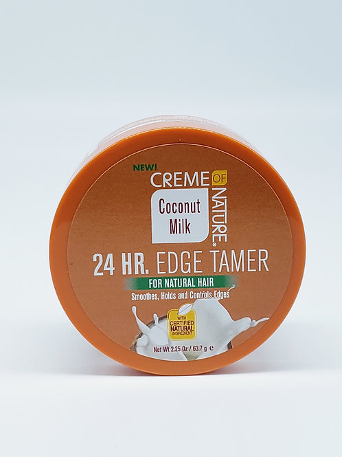 Creme of Nature 24 Hr Edge Tamer