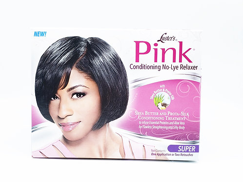 Luster's Pink Conditioning Relaxer - Super