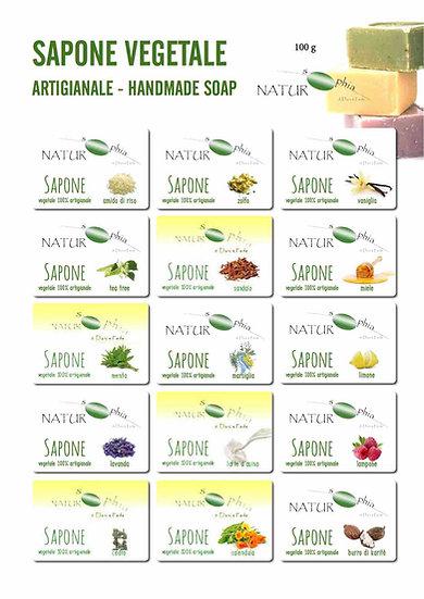 Saponette Vegetali