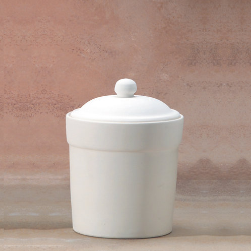 Med. Canister With Gaskets