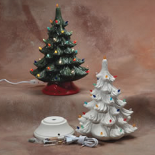 Vintage Ceramic Tree Kits - To go