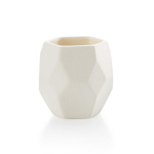 Faceted Bud Vase
