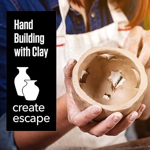 Hand-Building Happy Hour