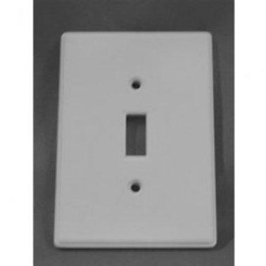Light Switch Plate (single)