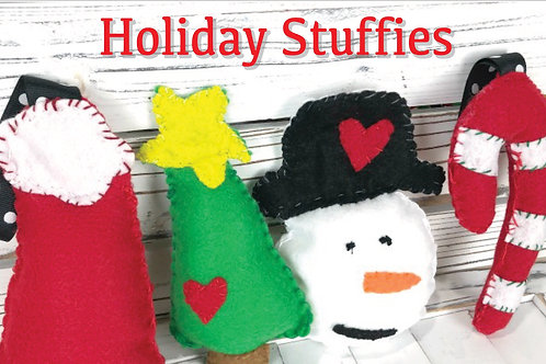 Holiday Stuffies