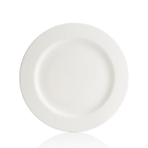 "10"" Classic Rimmed Dinner Plate"