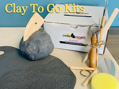 Clay To Go Kit