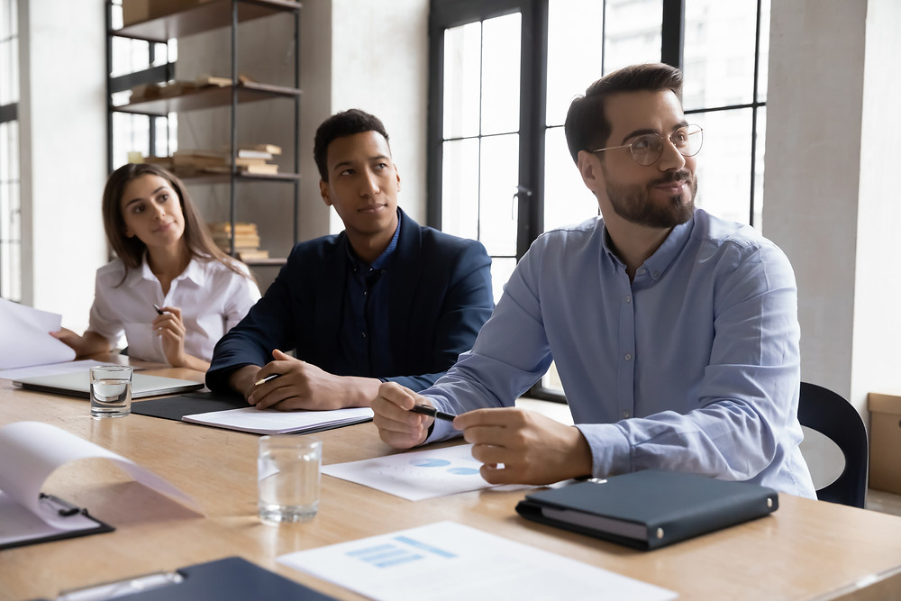 Virtual planning meeting