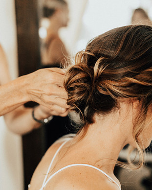 Bridal Upstyling