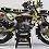 Thumbnail: Kit Deco Perso ROCKSTAR Édition Limitée KA19D jaune