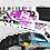 "Thumbnail: Kit Deco Perso ""DC B&W KA15P"" rose"