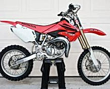 CUSTOM GRAPHICS CR80R CR85R 1996-2007