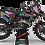 Thumbnail: Custom dirt bike Graphics kit Husqvarna DREAM