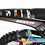 Thumbnail: Custom dirt bike Graphics kit ktm FACTORY NEKEN BLACK MATTE CA31C